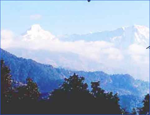Bageshwar Hill Station in Bageshwar