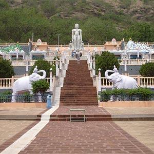 Bahubali Hill Temples in Kolhapur