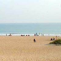 Balighai Beach in Konark