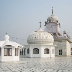 Baoli Sahib Gurdwara in Chandigarh City