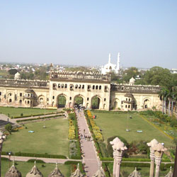 Bara Imambara in Lucknow