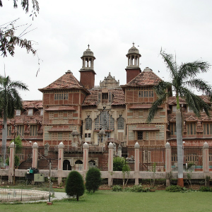 The Baroda Museum and Art Gallery and The Maharaja