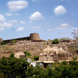 Bassi Fort in Chittorgarh