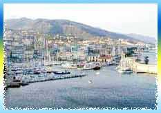Bastia Beach