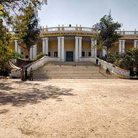 Begum Samrus Palace