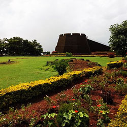 Bekal Fort in Bekal