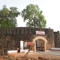 Belgaum Fort in Belgaum