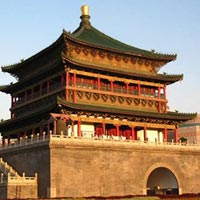 Bell Tower in Xian