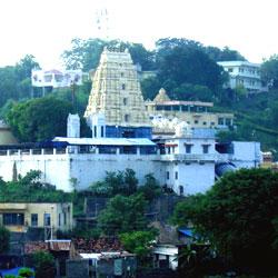 Bhadrachalam Temple in Vijayawada