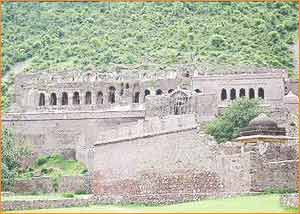 Bhangarh Palace in Alwar