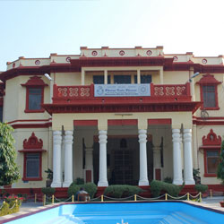 Bharat Kala Museum in Varanasi