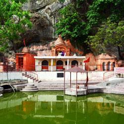 Bhimgoda Kund in Haridwar