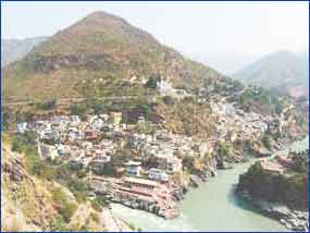 Bhimtal Hills in Nainital