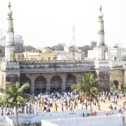 Big Mosque in Chennai