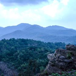 Biligirirangana Betta Hills in Mysore