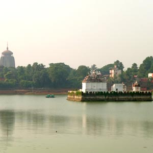 Bindusagar Lake