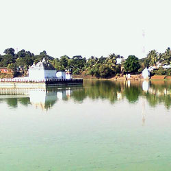 Bindusagar Lake in Bhubaneswar