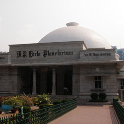Birla Planetarium in