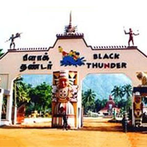 Black Thunder Amusement Park