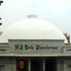 B.M. Birla Planetarium/Science Museum in Hyderabad