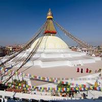 Boudhanath Stupa in