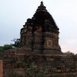 Brahma Temple in Khajuraho