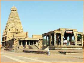 Brihadeeswara Temple in Thanjavur