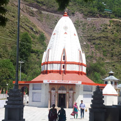 Buddha Amarnath Temple in Jammu