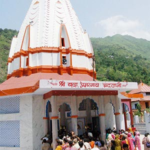 Buddha Amarnath Temple