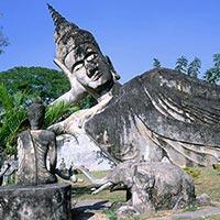 Buddha Park in