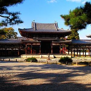 Byodo-In Temple in Kyoto