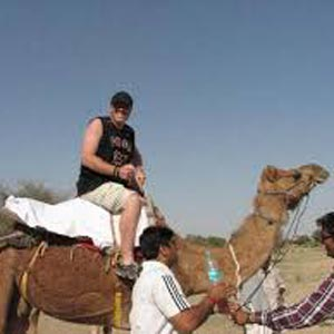 Camel Safari In Bikaner