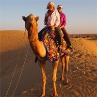 Camel Safari In Jodhpur in Jodhpur