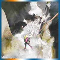 Canyoning and Mountain Adventure in Bareges