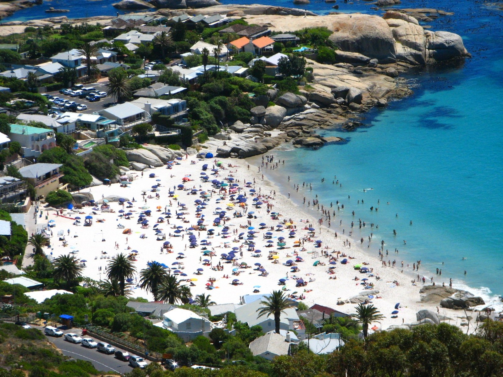 Tourist attractions in cape town travel destinations for Best vacation destinations in the south
