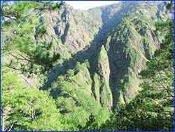Caraballo Mountain in Luzon