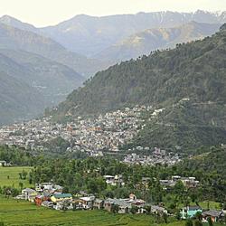 Chamba Hills in Chamba