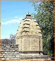 Chamunda Devi in Kangra