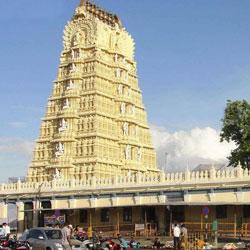 Chamundeswari Temple in Mysore