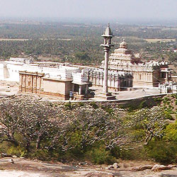 Chandragiri Temple in Tirupati