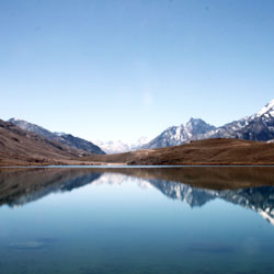 Chandratal Lake in Lahaul & Spiti
