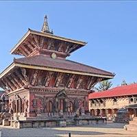 Changu Narayan in Bhaktapur