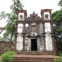Chapel of St. Catherine in Panaji