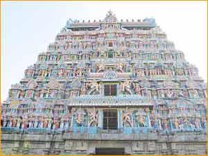 Chidambaram Temple in Chidambaram