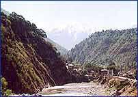 Chikaldhara Hills