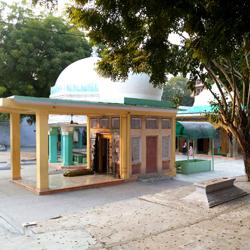 Chirag-i-Delhi-Dargah in New Delhi