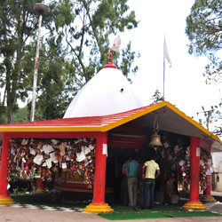 Chitai Temple in Almora