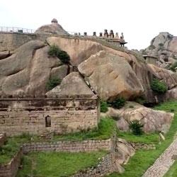 Chitradurga Fort in Bangalore