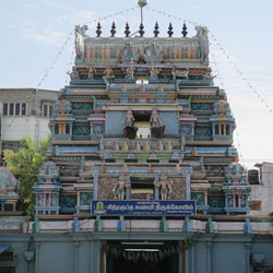 Chitragupta Temple in Kanchipuram