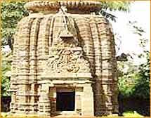 Chitrakarini Temple in Bhubaneswar